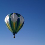 Fly-In - Thursday Morning Balloon 033