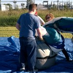 Fly-In - Thursday Morning Balloon 057